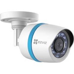 EZVIZ 1080p IP Cam with 100' Network Cable