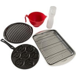 Nordic Ware Deluxe Pancakes and Bacon Breakfast Set