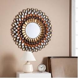 Faulkner Round Decorative Mirror found on Bargain Bro India from Sam's Club for $99.88