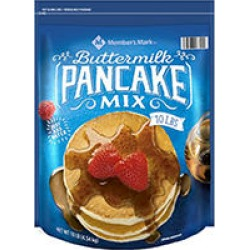 Member's Mark Buttermilk Pancake Mix (10 lbs.) found on Bargain Bro Philippines from Sam's Club for $6.58