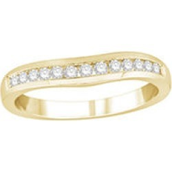 0.25 ct. t.w. Diamond Enhancer Ring in 14k Yellow Gold (H-I, I1) - size 9 found on Bargain Bro Philippines from Sam's Club for $379.00