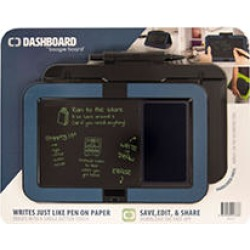 Dashboard by Boogie Board eWriter Tablet with Hardcover Shell, Light Blue