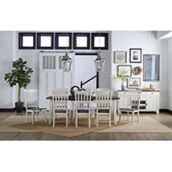 Arlo 10pc Dining Set