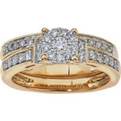 0.61 ct. t.w. Diamond Bridal Ring in 14 KARAT YELLOW GOLD 7.5 found on Bargain Bro India from Sam's Club for $749.00