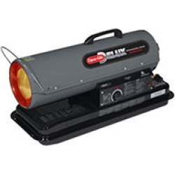 Dyna-Glo Delux 80K BTU Kerosene Forced Air Heater found on Bargain Bro India from Sam's Club for $184.88