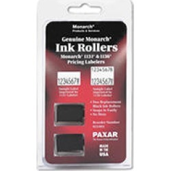 Monarch 1131 / 1136 - Pricemarker Ink Roller, Black - 2 Count found on Bargain Bro India from Sam's Club for $5.28