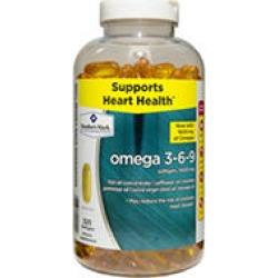 Member's Mark Omega 3-6-9 Dietary Supplement (325 ct.)
