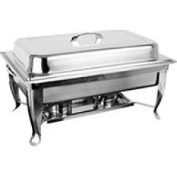 8 Qt. Economy Chafer - Folding Frame found on Bargain Bro India from Sam's Club for $44.92