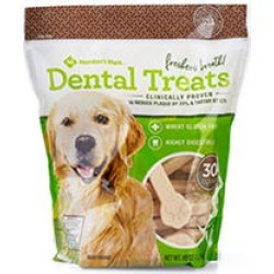 Member's Mark Dental Chew Treats for Dogs (30 ct.)