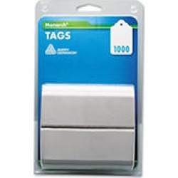 White Refill Tag for SG Tag Attacher Kt,1,000/Card found on Bargain Bro India from Sam's Club for $10.98