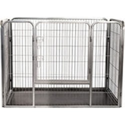 Iconic Pet Heavy Duty Pet Playpen, 36""
