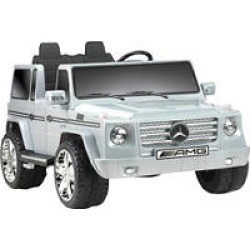 12V Mercedes Benz G55 Silver found on Bargain Bro Philippines from Sam's Club for $369.98