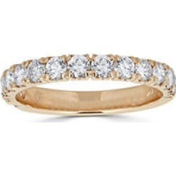 0.99 CT. T.W. 14-Stone Diamond Band Ring in (HI, I1) Yellow Gold 6 found on Bargain Bro India from Sam's Club for $999.00