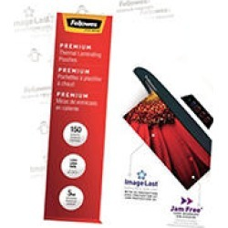 Fellowes Laminating Pouches, 5 mil, 9