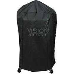 Full Length Grill Cover for Large Vision Kamado Grill found on Bargain Bro India from Sam's Club for $44.98