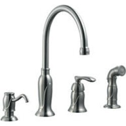 MADISON FAUCET SN KITCHEN FAUCET found on Bargain Bro India from Sam's Club for $238.94
