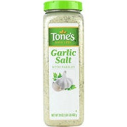 Tone's Garlic Salt with Parsley (29 oz.) found on Bargain Bro India from Sam's Club for $4.98