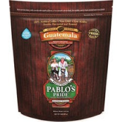 Pablo's Pride Gourmet Coffee, Whole Bean, Guatemala (2 lb.) found on Bargain Bro India from Sam's Club for $9.98