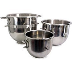 Commercial Mixing Bowl for General GEM 130 Mixer