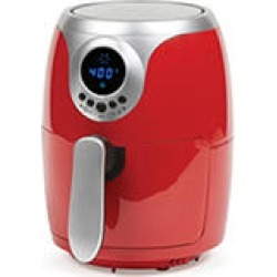 Copper Chef Air Fryer 2-Quart-Red found on Bargain Bro Philippines from Sam's Club for $39.98