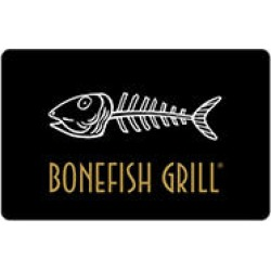 Bonefish Grill $25 eGift Card - (Email Delivery)