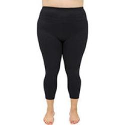 Black 3X Velocity High Rise Ankle legging