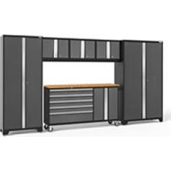 NewAge Products Bold 3.0 6-Piece Set (Gray - Bamboo top) found on Bargain Bro India from Sam's Club for $1629.00