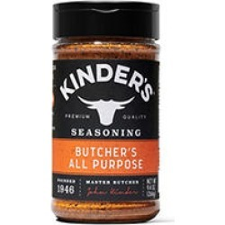 Kinder's Butcher's All Purpose Seasoning (9.4 oz.) found on Bargain Bro India from Sam's Club for $4.98