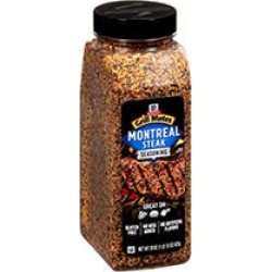 McCormick Grill Mates Montreal Steak Seasoning (29 oz.) found on Bargain Bro India from Sam's Club for $5.98