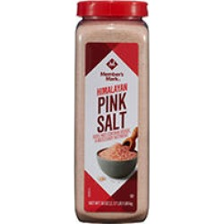 Member's Mark Himalayan Pink Salt (38 oz.) found on Bargain Bro India from Sam's Club for $9.98