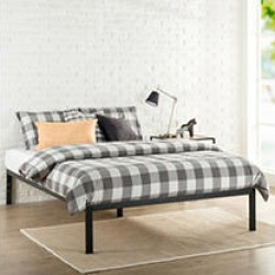 Metal Platform Bed 1500 - Queen found on Bargain Bro India from Sam's Club for $119.98