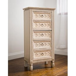 HH JEWELRY ARMOIRE ABBY found on Bargain Bro Philippines from Sam's Club for $189.87