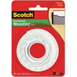 Scotch® Foam Mounting Double-Sided Tape
