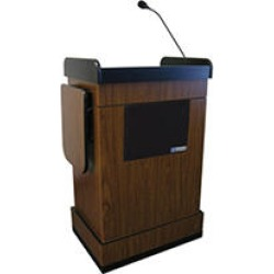 Amplivox 50W Sound Full Height Lectern, Select Color found on Bargain Bro India from Sam's Club for $639.00
