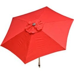 Doppler 8.5 ft Market Umbrella by DestinationGear - Red found on Bargain Bro India from Sam's Club for $101.96