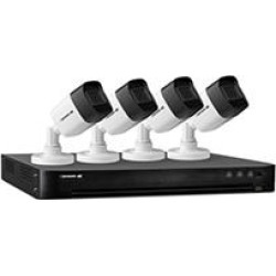 Defender Ultra HD 4K (8MP) 1TB Wired Security System with 4 Night Vision Cameras found on Bargain Bro India from Sam's Club for $399.00
