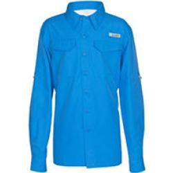 Habit® Youth River Shirt - Blue, X Large
