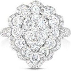 2.5 CT. T.W. Diamond Ring in 18KW found on Bargain Bro from Sam's Club for USD $2,981.48