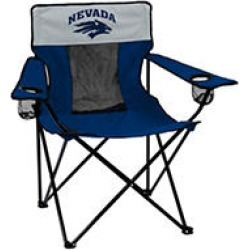 Nevada Wolf Pack Elite Chair found on Bargain Bro Philippines from Sam's Club for $32.98