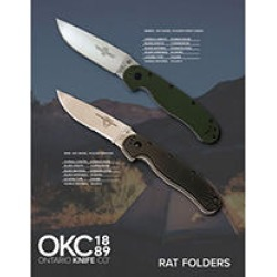 Ontario Knife Company RAT Model 1 Folder Combo Pack found on Bargain Bro India from Sam's Club for $39.98