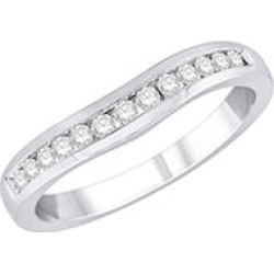 .25 ct. t.w. Diamond Enhancer Ring White Gold 5.5 found on Bargain Bro Philippines from Sam's Club for $379.00