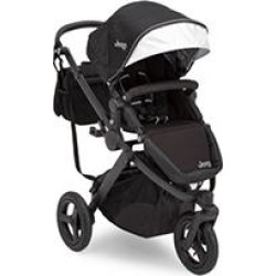 Jeep Sport Utility All-Terrain Jogger by Delta Children, Black on Black Frame found on Bargain Bro Philippines from Sam's Club for $299.98