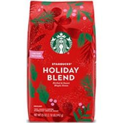 Starbucks Holiday Blend Ground Coffee, Medium Roast (35 oz.)