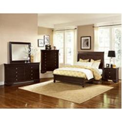 Aston Lp Queen 4Pc Bedroom Set