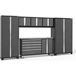 NewAge Products Bold 3.0 6-Piece Set (Gray - Stainless Steel top) found on Bargain Bro India from Sam's Club for $1629.00