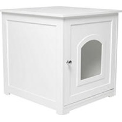 Zoovilla Kitty Litter Loo, White found on Bargain Bro Philippines from Sam's Club for $63.98