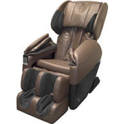 eSmart Zero Gravity Ultimate Massage Chair, Brown