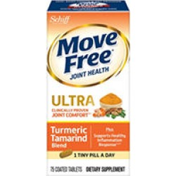 Move Free Ultra Turmeric & Tamarind Joint Health Supplement (75 ct)