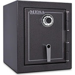 MBF1512C 1.7 cu ft Burglary & Fire Safe, All Steel Safe with Combination Lock, Hammered Grey found on Bargain Bro India from Sam's Club for $598.00