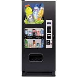 Selectivend CB500 Gatorade 10 Selection Drink Machine with Card Reader